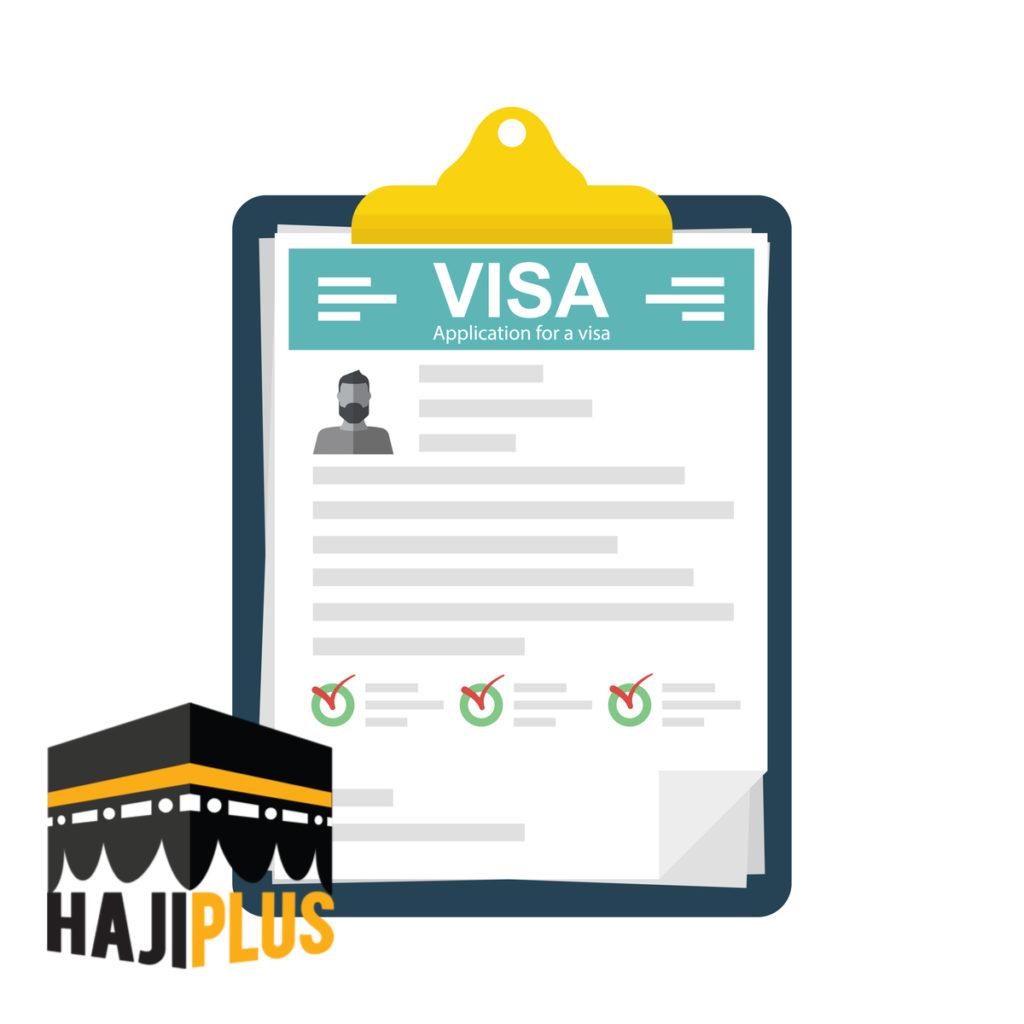 bahwa yang namanya calon jamaah Haji Furoda berarti menggunakan visa naik haji