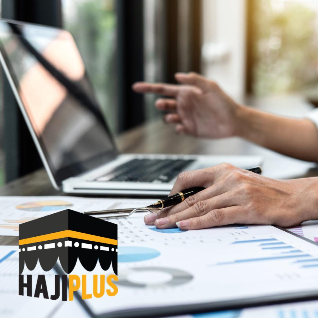 Pastikan Sahabat Haji Plus teliti dalam menyeleksi jasa yang akan digunakan. Perhatikan asal usulnya, profesionalitasnya,