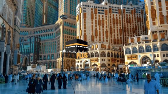 Travel Haji ONH Plus Terbaik